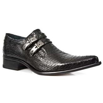 leather boots - PITON NEGRO, CUEROLITE M2 - NEW ROCK, NEW ROCK