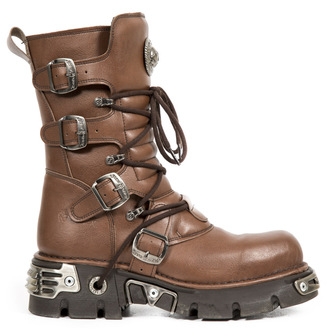 leather boots women's - VEGAN MICRO CUERO - NEW ROCK, NEW ROCK