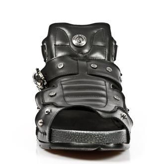 leather boots women's - ITALI BIO NEGRO - NEW ROCK, NEW ROCK