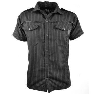 shirt men POIZEN INDUSTRIES - Poison - Black - POI030