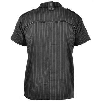 shirt men POIZEN INDUSTRIES - Poison - Black, POIZEN INDUSTRIES