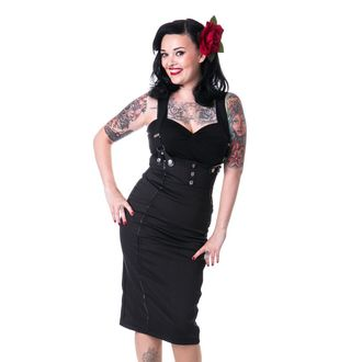 skirt women's ROCKABELLA - Ellen - Black, ROCKABELLA