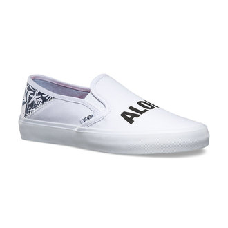 low sneakers women's - Slip-On (Tk Sea Life) - VANS, VANS