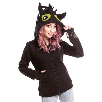 hoodie women's - Black Fury - POIZEN INDUSTRIES, POIZEN INDUSTRIES