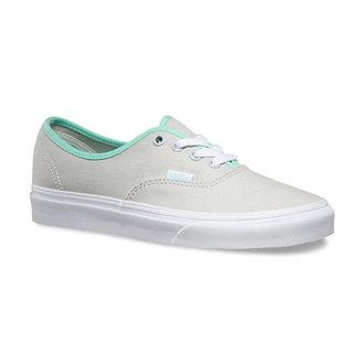 low sneakers women's - Authentic (Pop Binding) - VANS, VANS