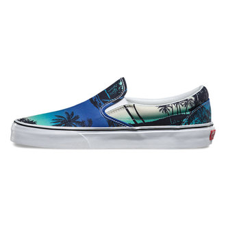 low sneakers men's - Classic Slip-On (Van Doren) - VANS, VANS