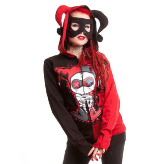 hoodie women's - Jester - CUPCAKE CULT - POI053
