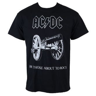 t-shirt metal men's AC-DC - For Those About To Rock - RAZAMATAZ - ST2014