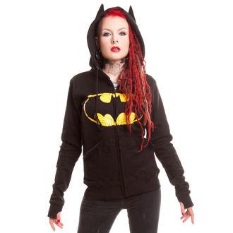 hoodie women's Batman - BM Revenge - POIZEN INDUSTRIES, POIZEN INDUSTRIES