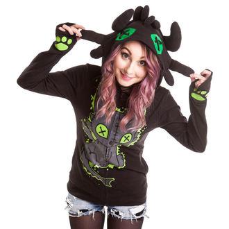 hoodie women's - Voodoo Dragon - CUPCAKE CULT, CUPCAKE CULT