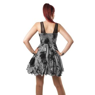 dress women POIZEN INDUSTRIES - Vera - Black/Grey, POIZEN INDUSTRIES