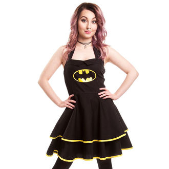 dress women BATMAN - Batman Cape - Black, POIZEN INDUSTRIES