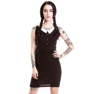 dress women HEARTLESS - Wednesday - Black - POI052