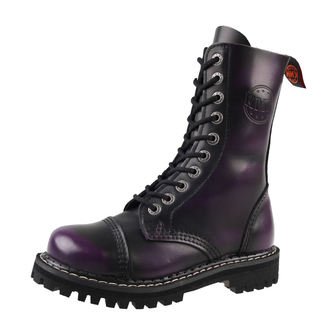 boots KMM 10 eyelets - Deep Purple - 100