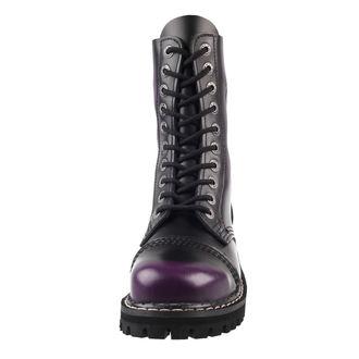 boots KMM 10 eyelets - Deep Purple, KMM