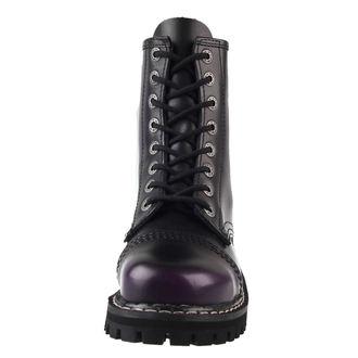 boots KMM 8 eyelet - Deep Purple, KMM