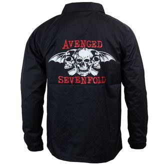 spring/fall jacket men's Avenged Sevenfold - Deadhead - BRAVADO, BRAVADO, Avenged Sevenfold