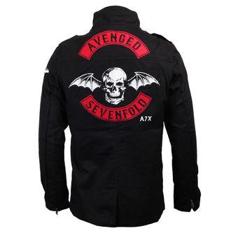 spring/fall jacket men's Avenged Sevenfold - Military - BRAVADO, BRAVADO, Avenged Sevenfold