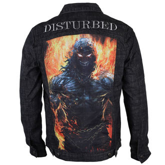 spring/fall jacket men's Disturbed - In Destruct - BRAVADO, BRAVADO, Disturbed