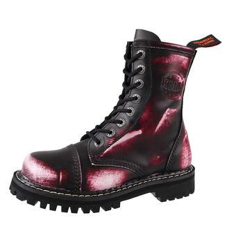 boots KMM 8 eyelet - Vampire Red, KMM
