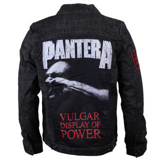 spring/fall jacket men's Pantera - Denim - BRAVADO