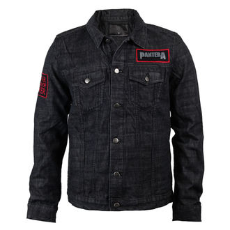 spring/fall jacket men's Pantera - Denim - BRAVADO, BRAVADO, Pantera