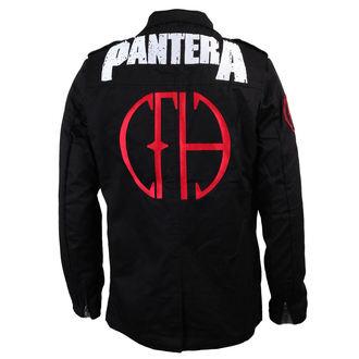 spring/fall jacket men's Pantera - Army - BRAVADO, BRAVADO, Pantera