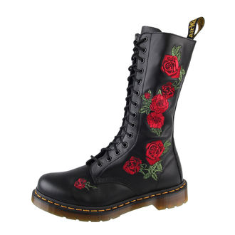 leather boots women's - 14 dírkové - Dr. Martens - DM12761001