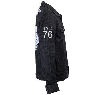 jacket men Ramones - Seal - Denim - Bravado - 95222041