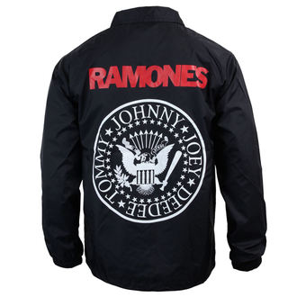 jacket men spring/fall Ramones - Seal - Bravado - 95222040