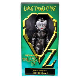 doll LIVING DEAD DOLLS - Bride Of Valentine As The Tin Man, LIVING DEAD DOLLS