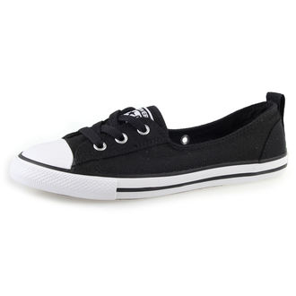 low sneakers women's - Chuck Taylor AS Ballet Lace - CONVERSE, CONVERSE