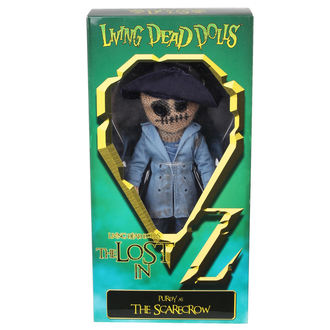 doll LIVING DEAD DOLLS - Purdy as The Scarecrow, LIVING DEAD DOLLS