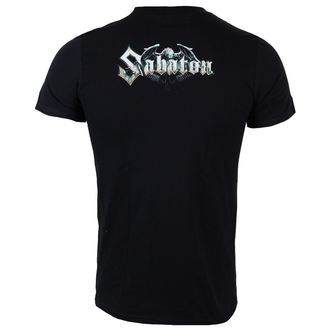 t-shirt metal men's Sabaton - Heroes on tour - NUCLEAR BLAST, NUCLEAR BLAST, Sabaton