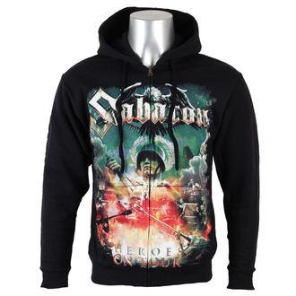 hoodie men's Sabaton - Heroes on tour - NUCLEAR BLAST, NUCLEAR BLAST, Sabaton