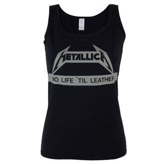 top women Metallica - No Life - Black - LIVE NATION, LIVE NATION, Metallica