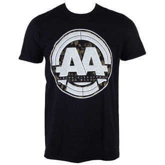 t-shirt metal men's Asking Alexandria - Album Stamp - LIVE NATION, LIVE NATION, Asking Alexandria