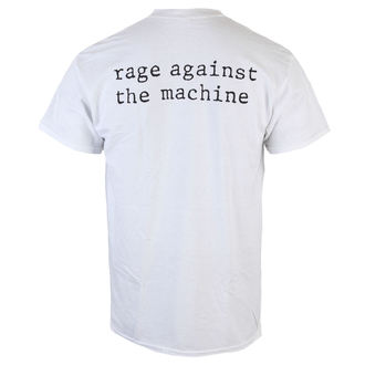 t-shirt metal men's Rage against the machine - Calm like a bomb - LIVE NATION, LIVE NATION, Rage against the machine