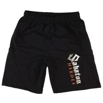shorts men Sabaton - Logo - NUCLEAR BLAST, NUCLEAR BLAST, Sabaton