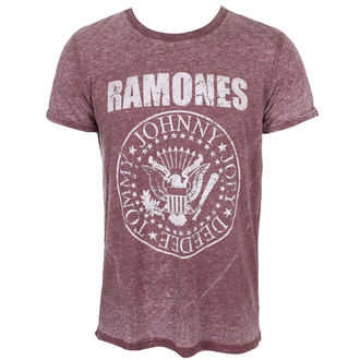 t-shirt metal men's Ramones - Presidential Seal - ROCK OFF, ROCK OFF, Ramones