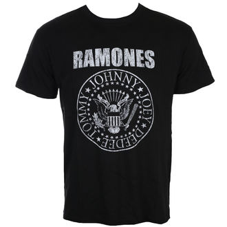 t-shirt metal men's Ramones - Seal - ROCK OFF, ROCK OFF, Ramones