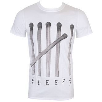 t-shirt metal men's While She Sleeps - Matches - ROCK OFF, ROCK OFF, While She Sleeps