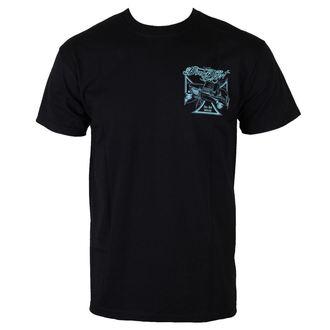 t-shirt street men's - Black Widow - BLACK HEART, BLACK HEART