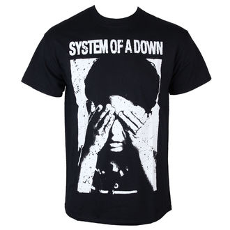 t-shirt metal men's System of a Down - See No Evil - ROCK OFF, ROCK OFF, System of a Down