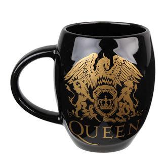 cup Queen - Gold - ROCK OFF, ROCK OFF, Queen