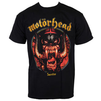 t-shirt metal men's Motörhead - Sacrifice - ROCK OFF - MHEADTEE31MB