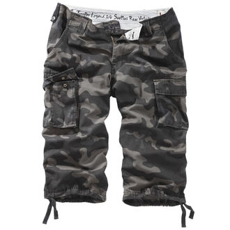 shorts 3/4 men SURPLUS - TROOPER LEGEND - BLACK CAMO - 07-5601-42