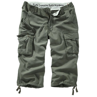 shorts 3/4 men SURPLUS - TROOPER LEGEND - OLIV GEWAS, SURPLUS