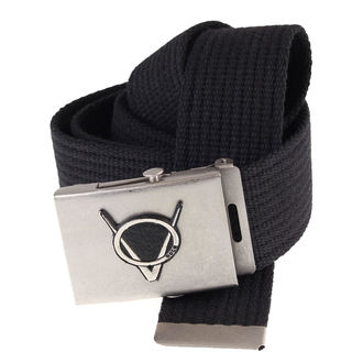 belt Doga - Black, BLACK & METAL, Doga
