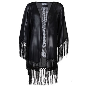 shirt women's IRON FIST - Spineless Kimono - Black, IRON FIST